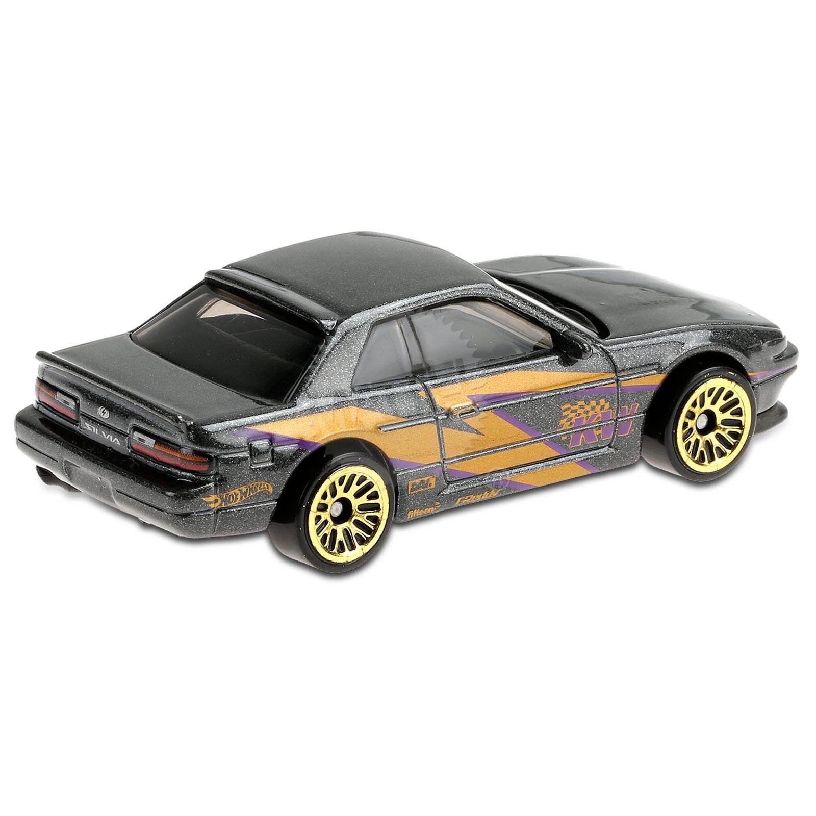Hot Wheels Nissan Silvia S13 Ghb40 Escala Miniaturas By Mao Na Roda 4x4