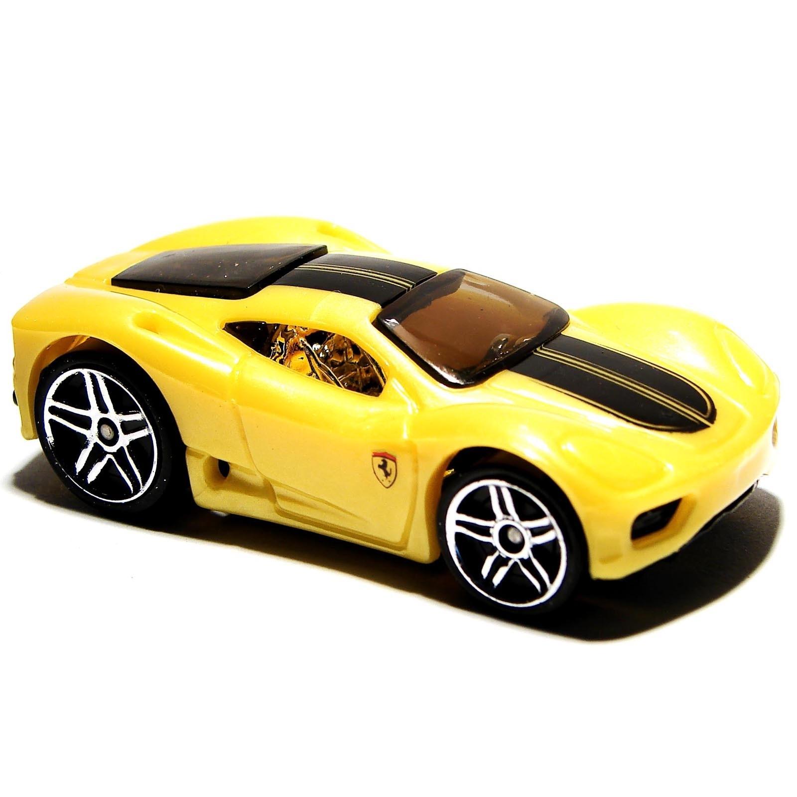Hot Wheels Ferrari 360 Modena M6934 A519 Escala Miniaturas By Mao Na Roda 4x4